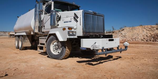 Western Star, Klein Develop High-Capacity Water Tank Truck