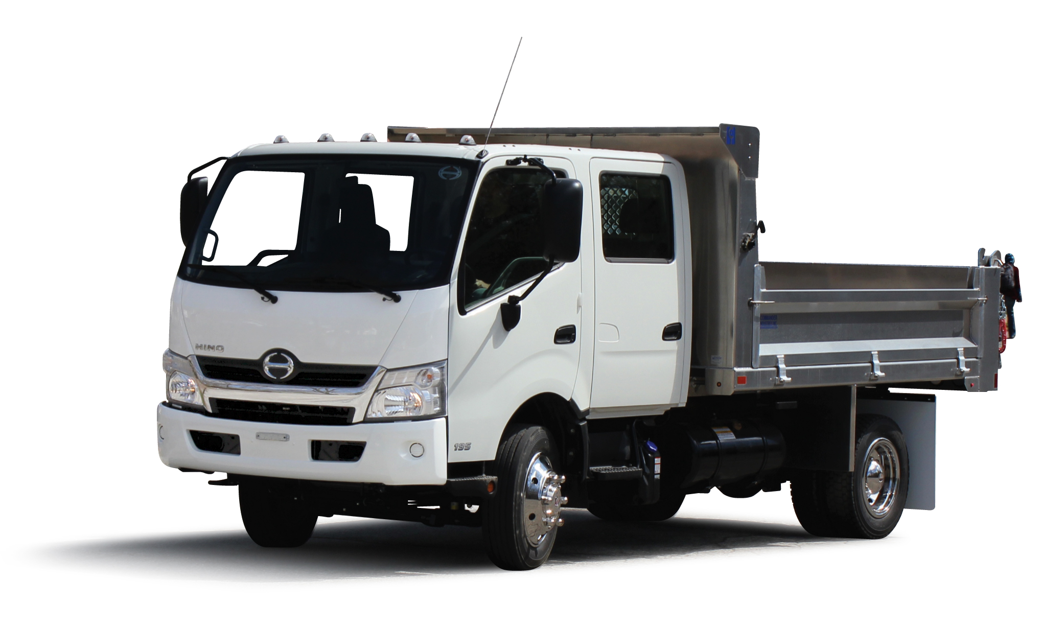 Hino Expands Cabover Product Offering