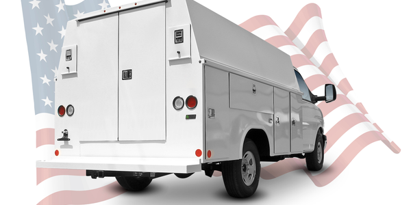 Reading Launches Lighter Weight Aluminum Classic Service Van