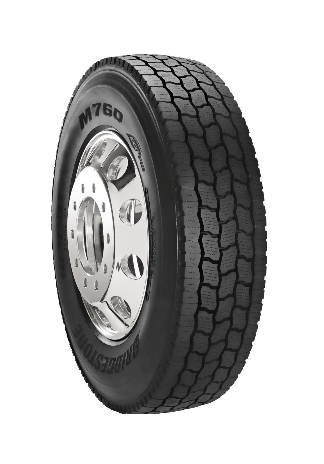 Bridgestone Launches Ecopia Drive Tire