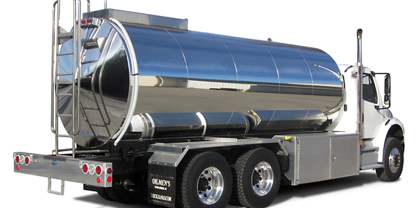 Oilmen's has developed thethird generationof its insulated tanker used for hauling DEF or...