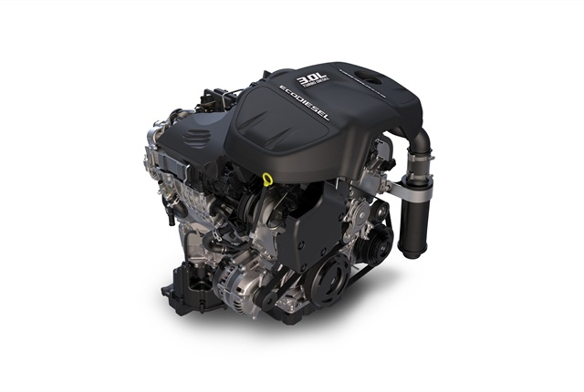 <p>V-6 EcoDiesel will boost fuel economy of Ram 1500 pickup. No other half-ton pickup now has a diesel.</p> <p></p>