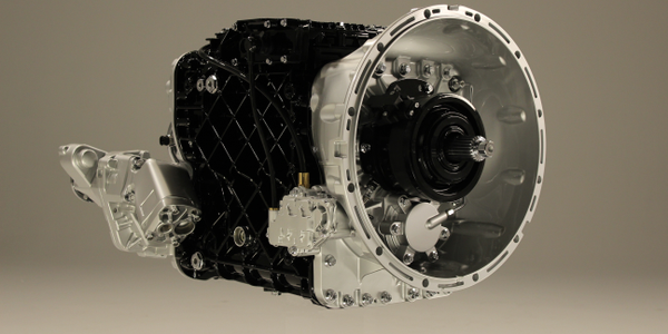 Mack's 12-Speed mDrive HD Transmission Beefed Up for Vocational Applications