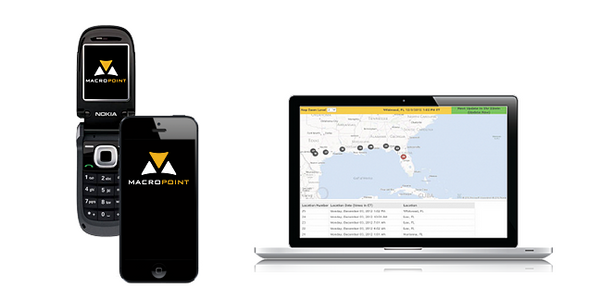 MacroPoint Software Provides Shipment Tracking