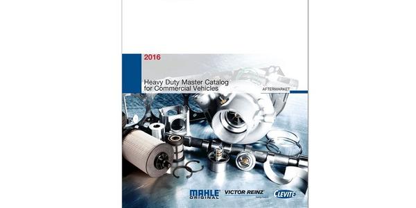 Mahle Releases 2016 Heavy Duty Catalog