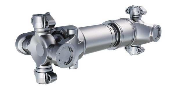 Kenworth Offers Meritor Permalube RPL Drivelines