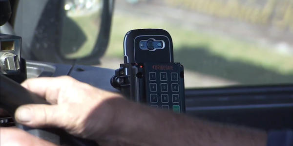 Origo Updates Distracted-Driving Device