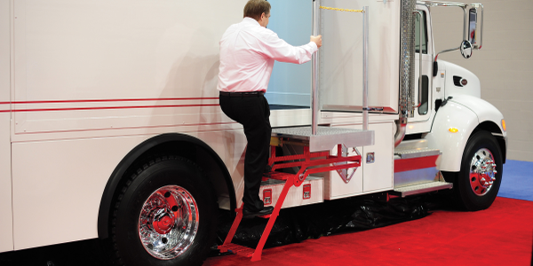 New Platform Improves Deliveries in Confined Spaces