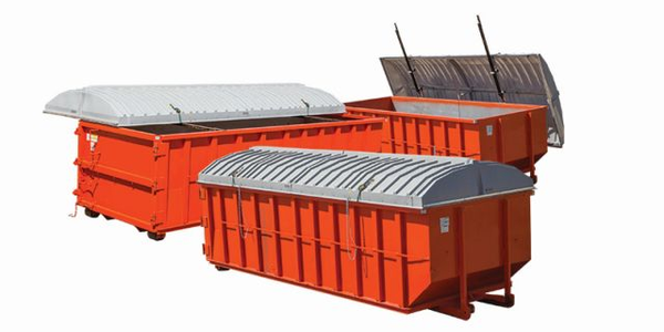 Wastequip's Durable Covers Protect Containers