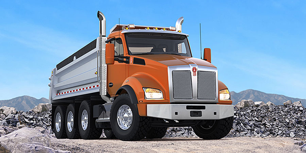 Kenworth T880 Adds Option for Natural Gas