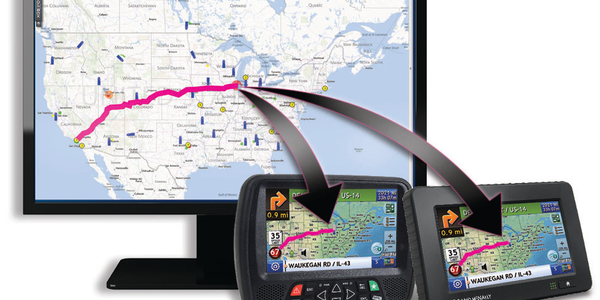 Rand McNally Announces TrueTrack for Fleet Managers