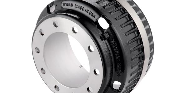 Webb Wheel Releases Webb Vortex Unlimited Brake Drum with Cool Running Technology