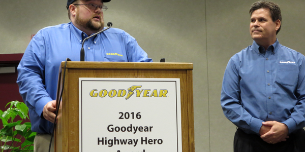 Video: Goodyear Highway Hero 2016