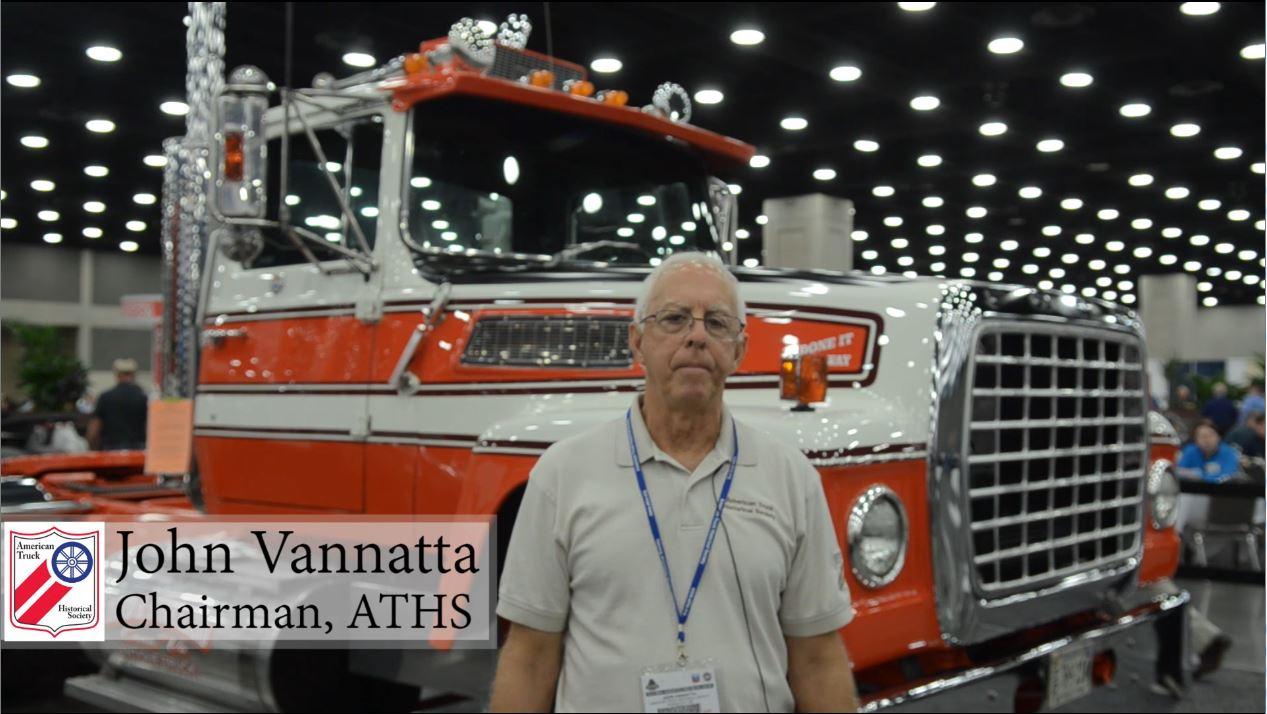 Video: American Truck Historical Society at MATS 2016