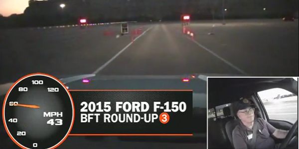 """""""Aluminum"""" F-150: Lightweight and Lots of Fun (Video)"""