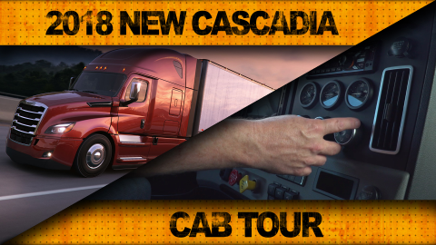 Ultimate Test Drive: Freightliner's New Cascadia Pt. 2 [Video]