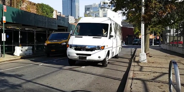 Focus On... Chanje's All-Electric Class 5 Van [Video]