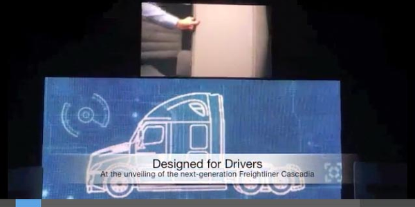 On the Spot: Next-Generation Cascadia Designed for Drivers