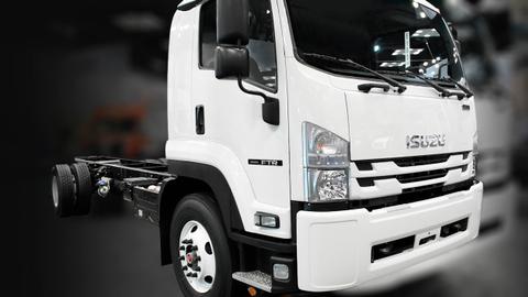 Focus On... Isuzu's FTR Class 6 Cabover Truck [Video]