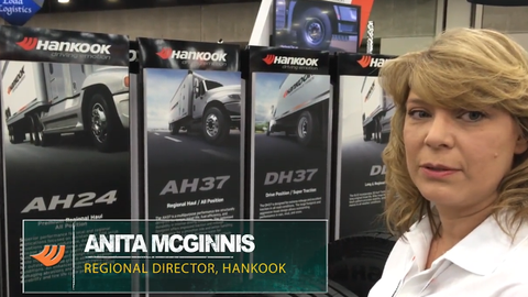 Hankook's AH24 Premium Regional Steer Tire [Video]