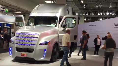 Highlights From the IAA Commercial Vehicle Show [Video]