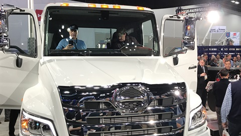 The Story Behind Hino's XL Series Class 7/8 Truck [Video]