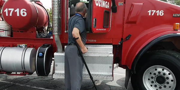 On the Spot: Anti-Terrorism Measures for Trucking [Video]