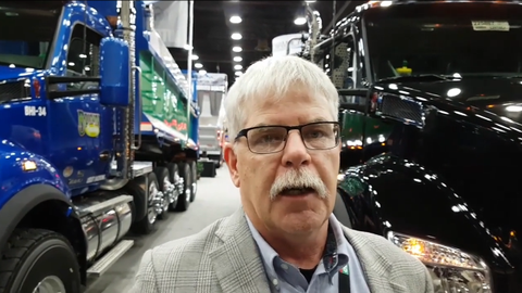2018 Mid-America Trucking Show Day 1 Recap [Video]