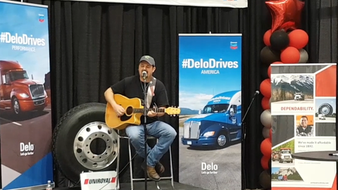2018 Mid-America Trucking Show Day 2 Recap [Video]