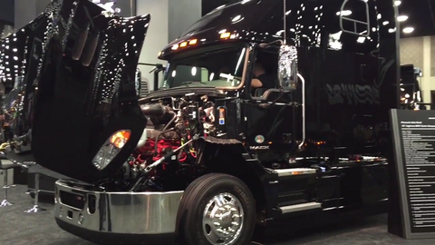 On the Spot: Truck Makers Return to MATS for 2017 [Video]