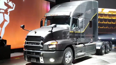 On the Spot: The Mack Trucks Anthem Launch [Video]