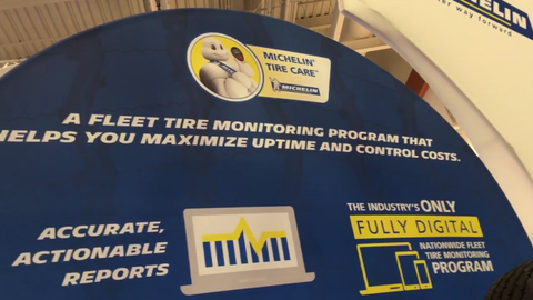 On the Spot: Michelin Tire Care 2.0 [Video]