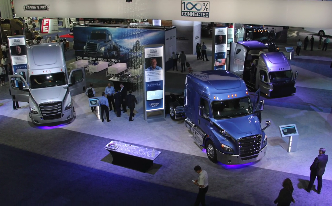 On the Spot: The Inaugural NACV Show [Video]
