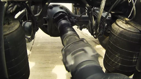 Focus On...Spicer AdvanTek 40 Dual Range Disconnect Drive Axle [VIDEO]