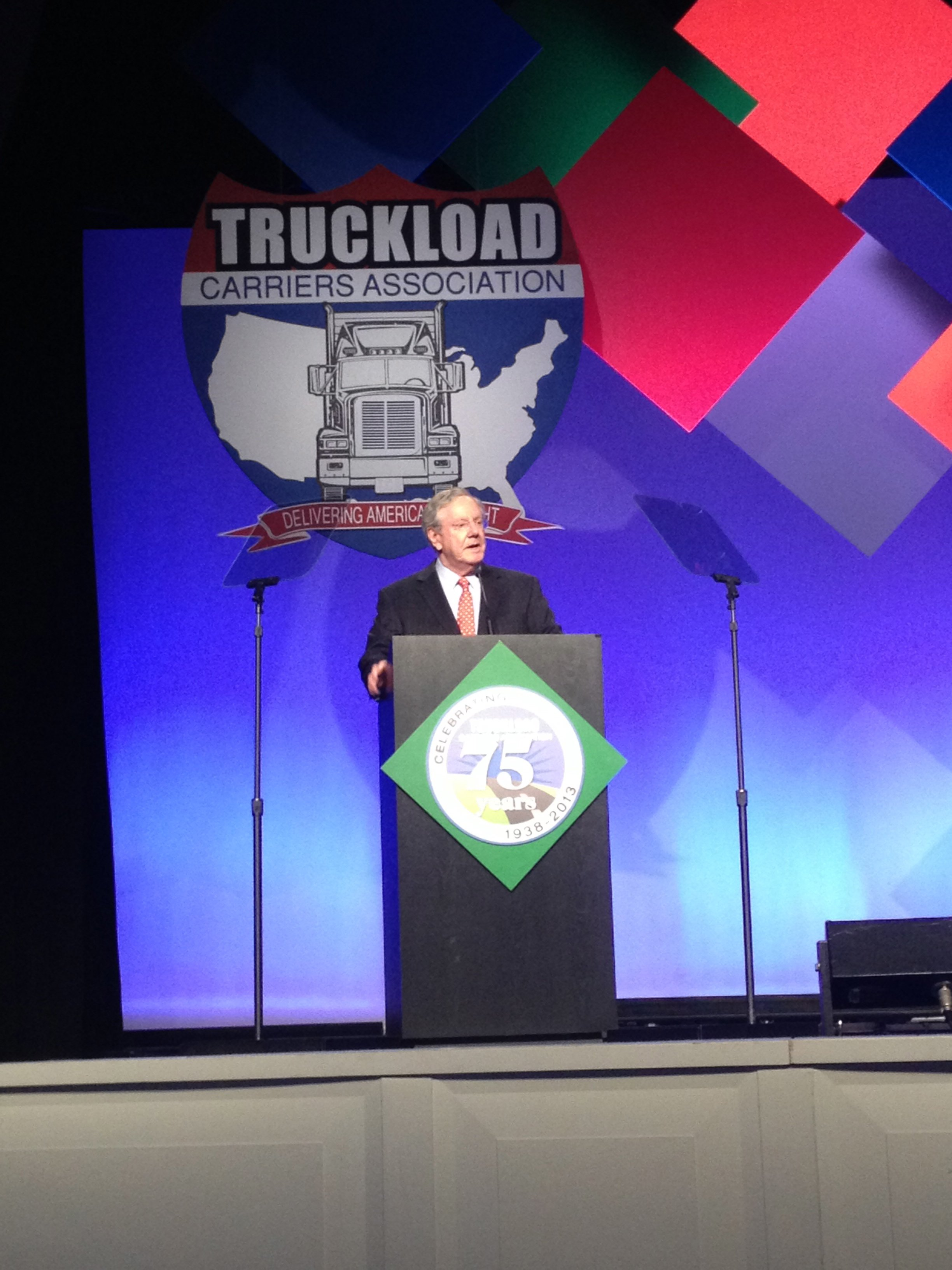 Steve Forbes at 2013 TCA