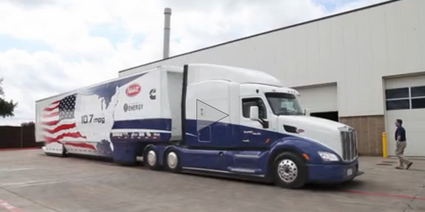 Ultimate Test Drive Video: SuperTruck An Overview