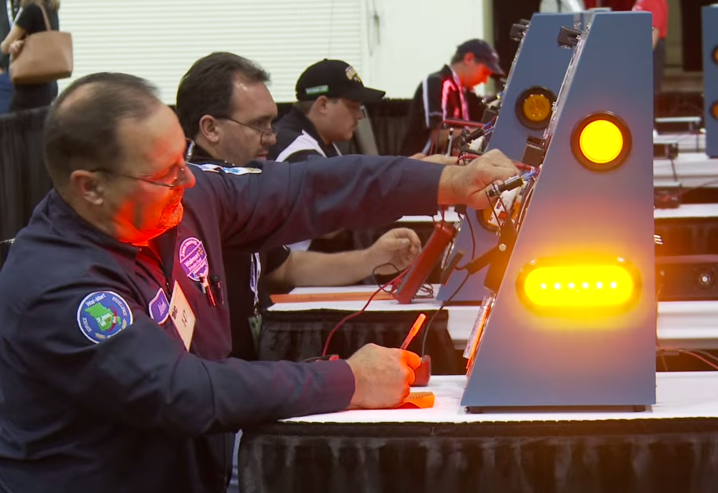 Video: 2015 TMC SuperTech Skills Competition Day 1