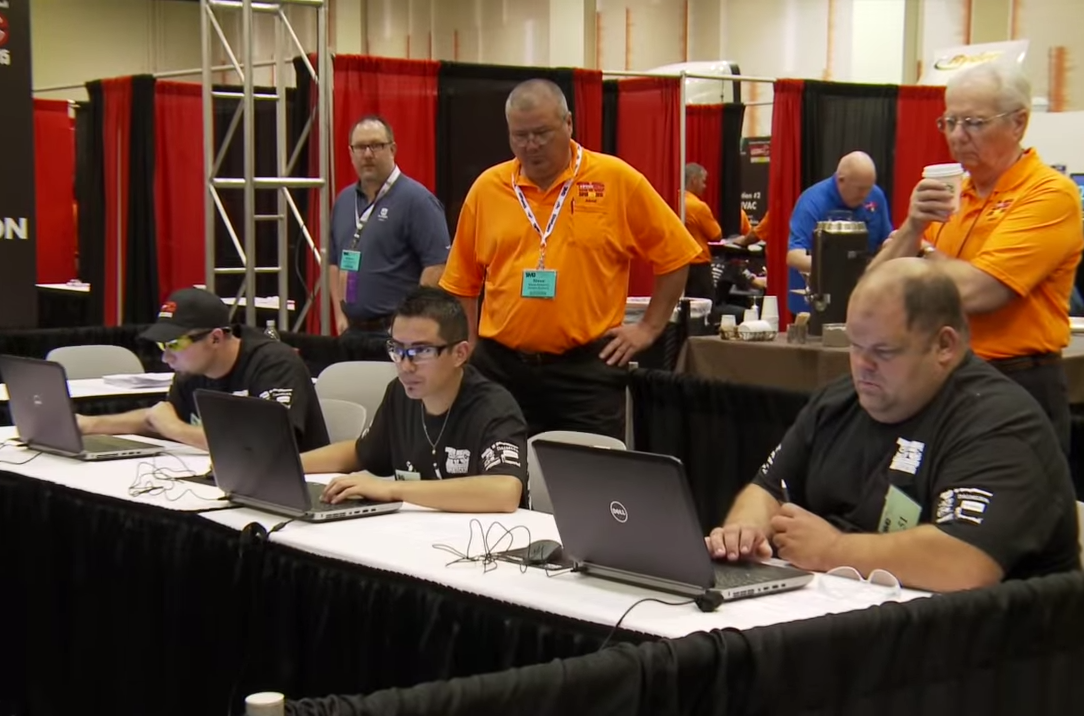 Video: 2015 TMC SuperTech Skills Competition Day 2