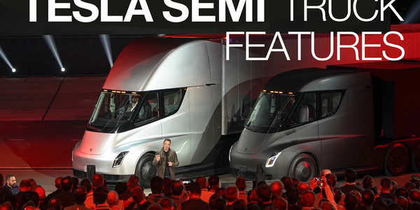 What We Know About the Tesla Semi [Video]
