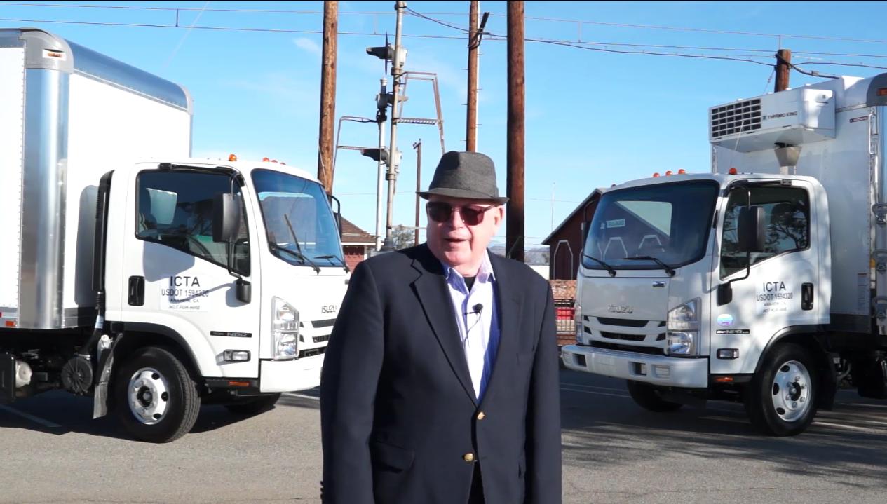 Focus On ... Isuzu's NPR Low Cab Forward (Video)