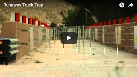 A Different Approach to Runaway Trucks [video]