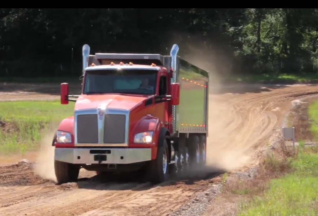 Ultimate Test Drive Video: Kenworth T880 Part 2