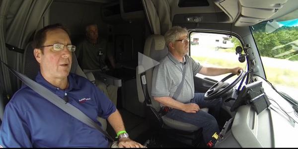 Ultimate Test Drive Video: SuperTruck's Finer Points
