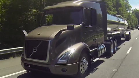 Focus On… Volvo Trucks VNR 640 [Video]
