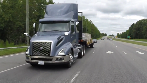 Focus On...Driving the New Volvo VNL [Video]