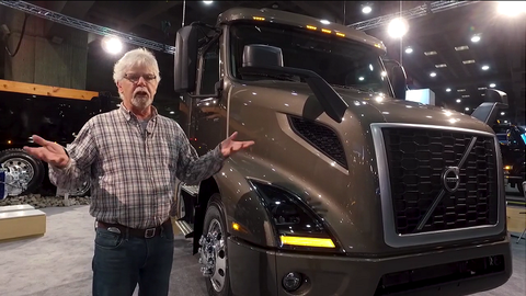Focus On... Volvo's VNR Regional Haul Tractor [Video]