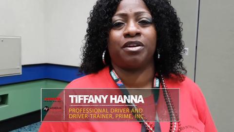 Women In Trucking Contest Winner Awarded New Volvo Truck [Video]