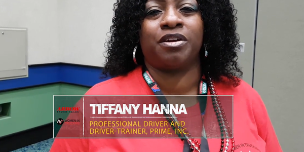 Women In Trucking Contest Winner Awarded New Volvo Truck [Video]
