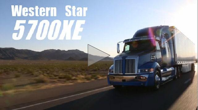 Sneak Peak Video: Western Star 5700XE