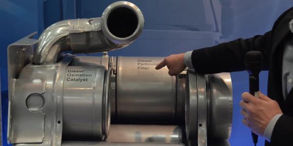 Video: Eberspaecher Talks One-Box Diesel Aftertreatment Systems